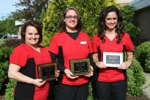 Lake Land College ADN Award Recipients