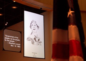 Photo provided by: Abraham Lincoln Presidential Library and Museum