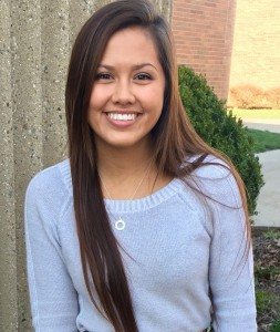 Lake Land College student Tiffani K. McCormick, Dennison, recently received a scholarship from the Illinois Community College Faculty Association.